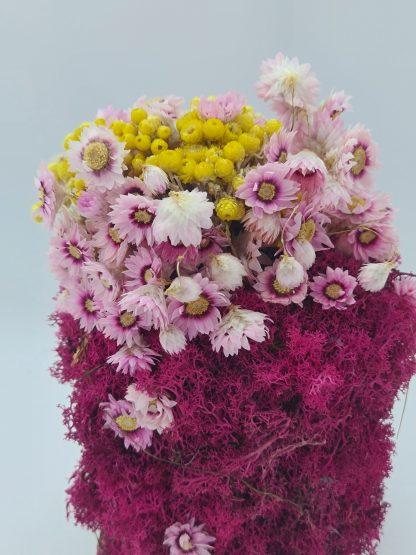 centro mesa floral