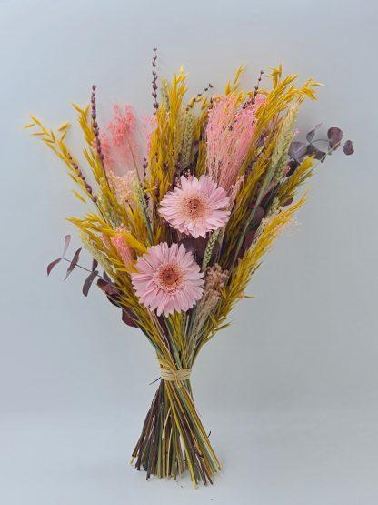 flores preservadas.