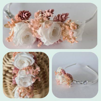 diadema floral